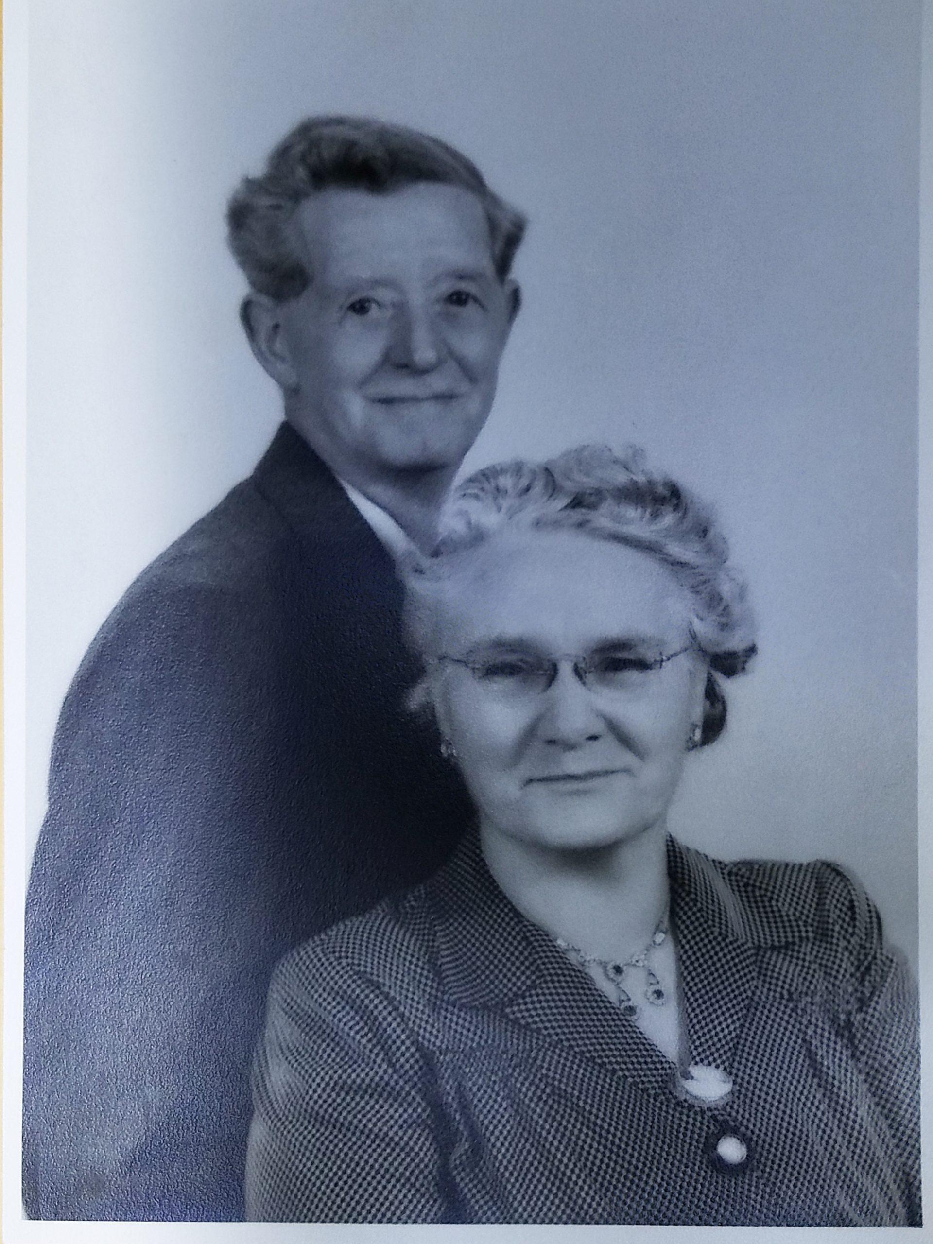 James Page Steadman and Elizabeth Jane Miller